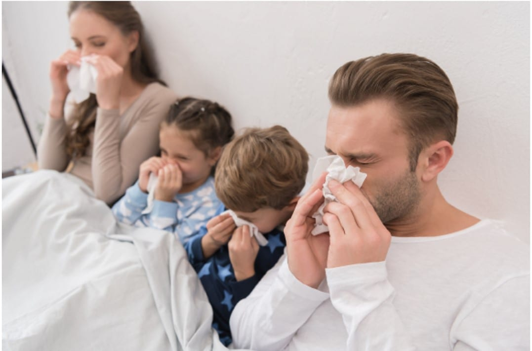 Sick Building Syndrome Affects Families