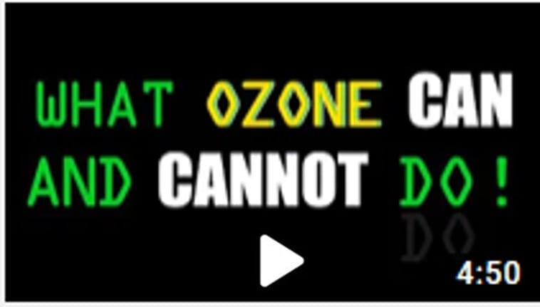 What Ozone Can and Cannot Do Graphic